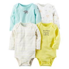 Carter's 4-pk. Bodysuits - Baby
