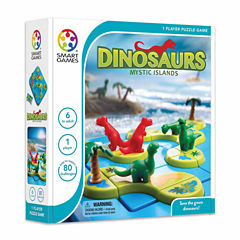 Smart Toys and Games Dinosaurs - Mystic Islands