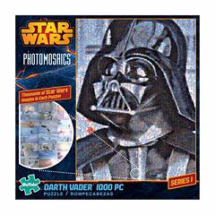 Buffalo Games Star Wars Photomosaics - Darth Vader: 1000 Pcs