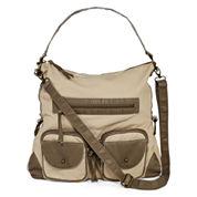 Arizona Two-Toned Hobo Bag