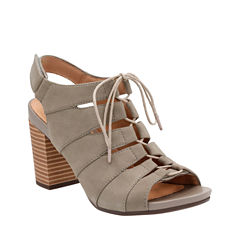 Clarks Banoy Waneta Womens Heeled Sandals