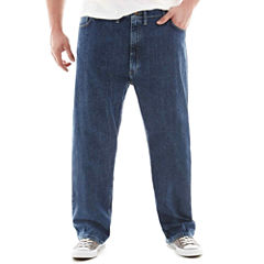 Wrangler® Reserve™ Authentic Relaxed-Fit Jeans-Big & Tall