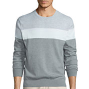 Claiborne® Long-Sleeve Sweater