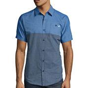 DC Shoes® Fine Line Short-Sleeve Woven Shirt