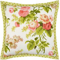 Waverly® Emma's Garden Square  Decorative Pillow