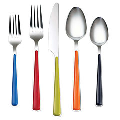 Fiesta® Merengue 20-pc. Flatware Set