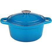 BergHOFF® Neo 7-qt. Round Cast Iron Casserole Dish