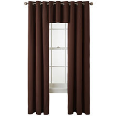Jcpenney Home Jenner Cotton Grommet Top Window Treatments