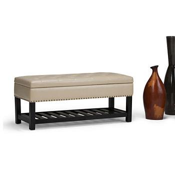Lomond Storage Ottoman Bench