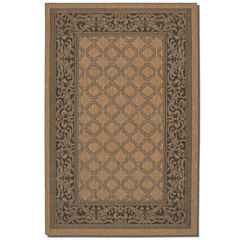 Couristan® Garden Lattice Indoor/Outdoor Rectangular Rug