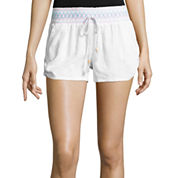 Rewash Linen Gauze Shorts