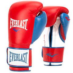 Everlast Mens Powerlock Hookloop Gloves