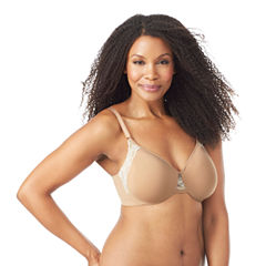 Olga No Side Effects Underwire T-Shirt Bra-Gi8961a