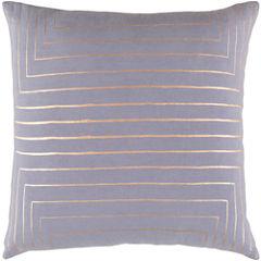 Decor 140 Shrewsbury Square Polyester Throw Pillow