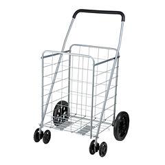 Honey-Can-Do® Folding Rolling Utility Cart