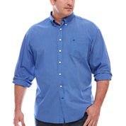 Dockers® Long-Sleeve Resort Woven Shirt  - Big & Tall