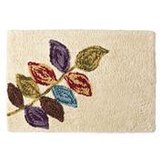 Croscill Classics® Mosaic Leaves Bath Rug