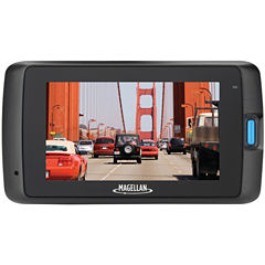 Magellan MV0420SGXXX MiVue 420D Dash Cam with GPS& Time Stamps