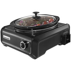 Crock-Pot® Hook Up® Connectable Entertaining System, 3½-qt. Slow Cooker