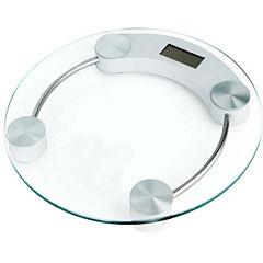 Coby Digital Glass Bathroom Scale