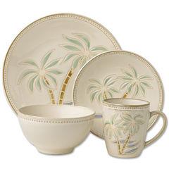 Pfaltzgraff® Everyday Palm 16-pc. Dinnerware Set