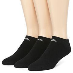 adidas® Mens 6-pk. Athletic Cushioned No-Show Socks