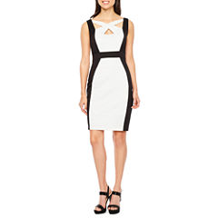 Melrose Sleeveless Sheath Dress