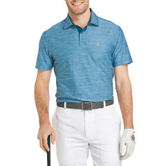 IZOD Golf Title Holder Short Sleeve Polo Shirt