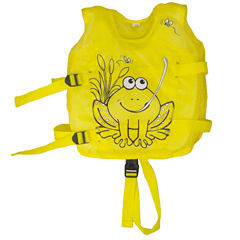 Poolmaster Hungry Frog Vest 3-6 Years Old