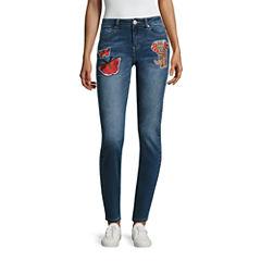 i jeans by Buffalo Patch Skinny Jeans