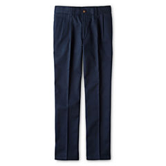 IZOD® Pleated Twill Pants - Boys 8-20, Slim and Husky