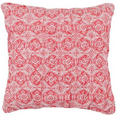 MaryJaneu0027s Home Garden View Square Decorative Pillow
