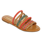 Bamboo Festival 03s Womens Flat Sandals