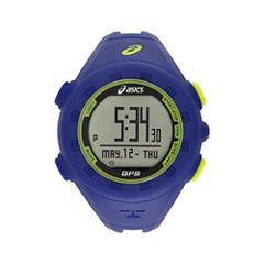 Asics AG01 GPS Training Blue Watch-CQAG0102Y