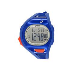 Asics Ar07 Runner Unisex Blue Strap Watch-Cqar0702y