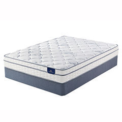 Serta® Perfect Sleeper® Blanchette Eurotop - Mattress + Box Spring