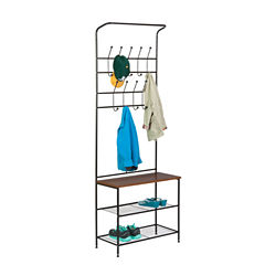 Honey-Can-Do® Entryway Storage Valet