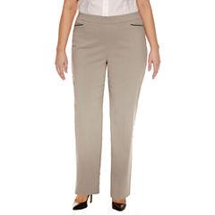 Worthington Slim Pants-Plus