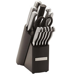 Sabatier® 14-pc. Stainless Steel Knife Set