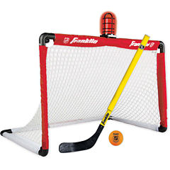 Franklin Sports Light It Up Goal Set