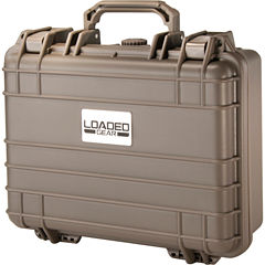 Loaded Gear® HD-200 Hard Case Dark Earth
