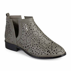 Journee Collection Payton Womens Bootie