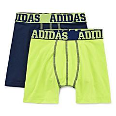 adidas 2-pc. Boxer Briefs Big Kid Boys