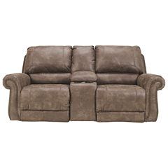 Signature Design By Ashley® Oberson Upholstered Loveseat