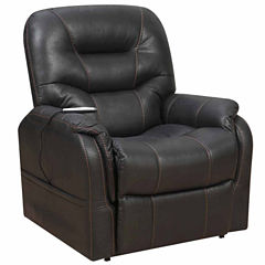 Home Meridian Heat And Massage Lift Lift Pad-Arm Recliner