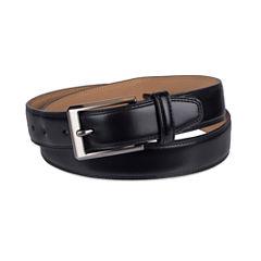 Dockersk 32Mm Black Stitch Solid Belt