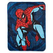 Marvel® Spider-Man® Fleece Throw