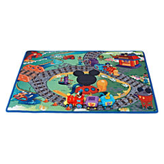 Disney Collection Mickey Train Playmat Set