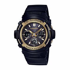 Casio G-Shock Mens Black Strap Watch