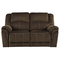 Signature Design by Ashley® Quinnlyn Reclining Power Loveseat